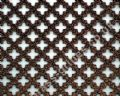 Decorative Grille  Small Club Antique Copper Powder Coated Steel Sheet 2000mm x 1000mm x 1mm